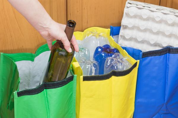 Cosas que se pueden reciclar - Vidrio