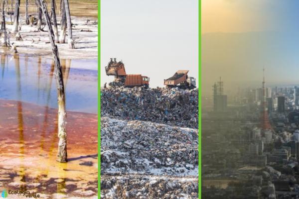Degradación ambiental: qué es, causas, consecuencias y ejemplos -  Ejemplos de degradación ambiental