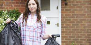 Errores más comunes del reciclaje