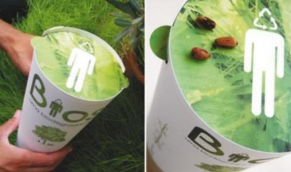 Urnas funerarias biodegradables