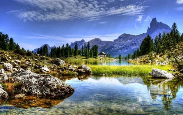 Qué son las reservas de agua natural y artificial - Cuál es la situación de las reservas de agua dulce en el mundo