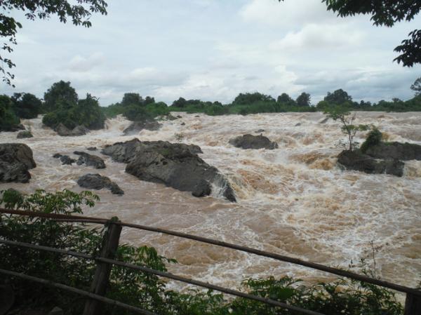 Problemas ambientales en el Ecuador - Riesgo de inundación