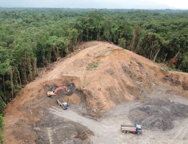 Problemas ambientales en el Ecuador - Sobreexplotación de otros recursos naturales