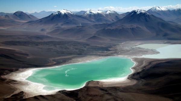 Diferencia entre lago y laguna - Qué es una laguna