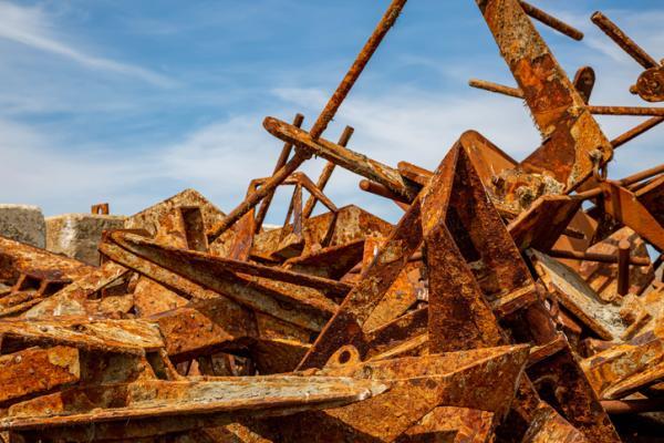 Cuánto tarda en degradarse el metal - Cómo reciclar el metal