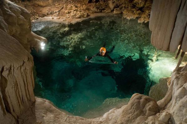 Ríos subterráneos: qué son y cómo se forman - Nombres de ríos subterráneos