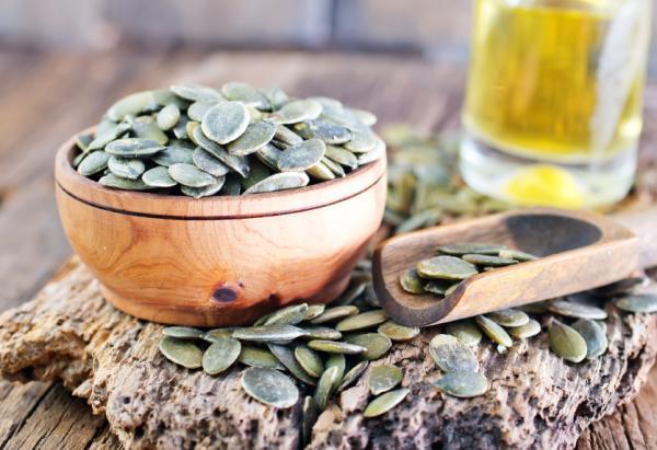 Semillas de calabaza: propiedades, beneficios y contraindicaciones - Propiedades de las semillas de calabaza