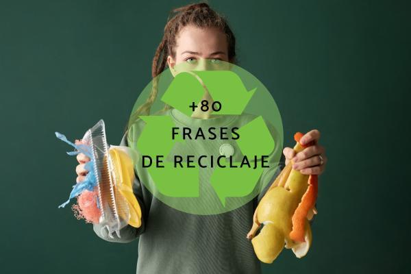 Las mejores frases de reciclaje