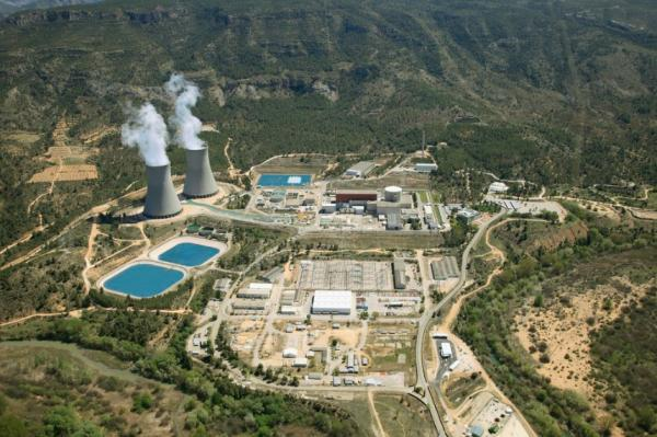 Centrales nucleares en España: número y dónde están