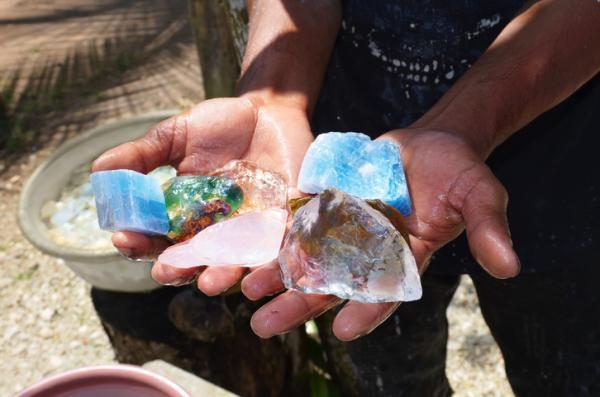 Recursos minerales: qué son, clasificación, ejemplos e importancia - Clasificación de los recursos minerales