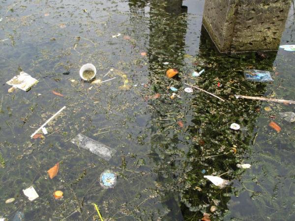 Problemas ambientales en Guatemala - Contaminación del agua