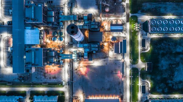 Ejemplos de energía nuclear - Generación de electricidad