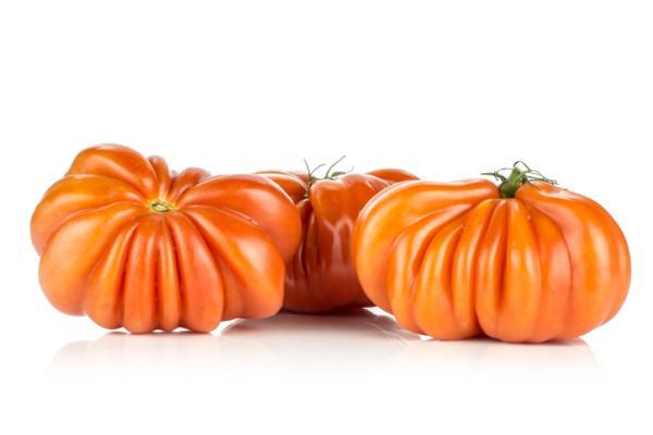 +30 tipos de tomates - Tipos de tomates grandes: el tomate corazón de buey