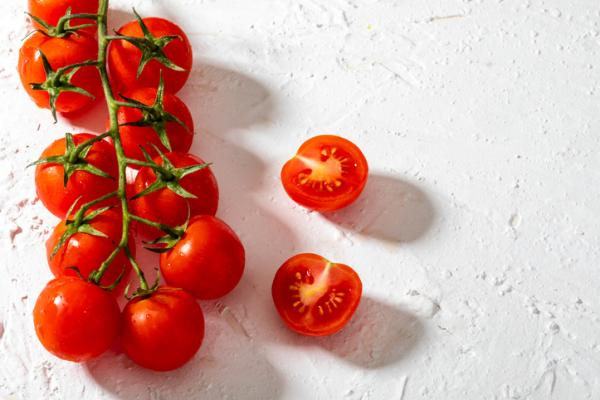 +30 tipos de tomates - Tomate en rama