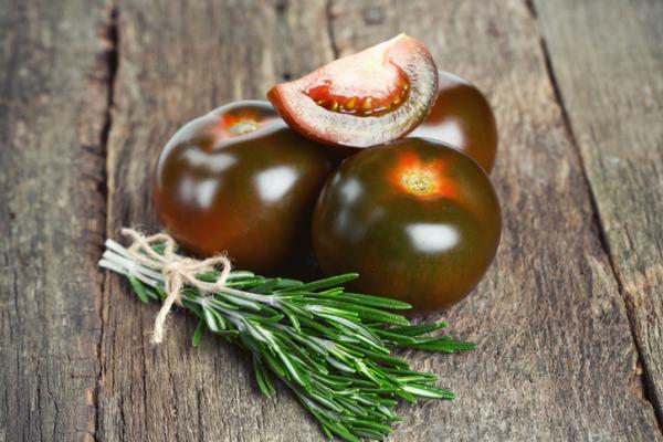 +30 tipos de tomates - Tomates kumato