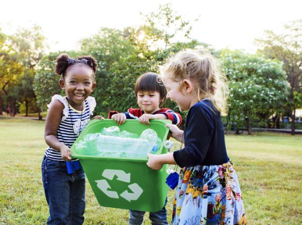 7R: Rediseñar, Reducir, Reutilizar, Reparar, Renovar, Recuperar y Reciclar - Reciclar