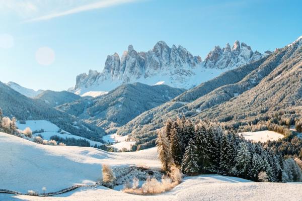 Tipos de clima en el mundo - Climas de montaña