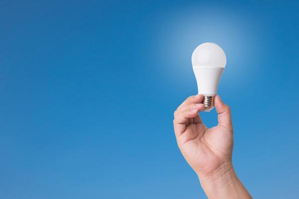 Por qué usar bombillas LED