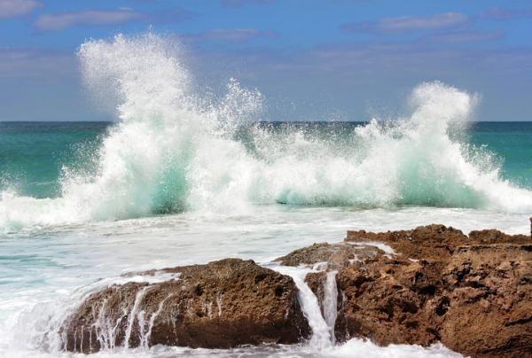 Erosión marina: tipos, ejemplos y consecuencias - Consecuencias de la erosión marina