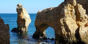 Erosión marina: tipos, ejemplos y consecuencias