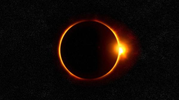 Eclipse solar: explicación para niños