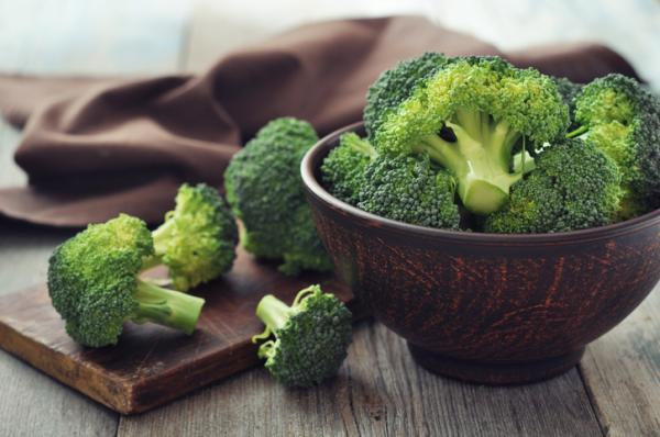 Tipos de col - Brócoli