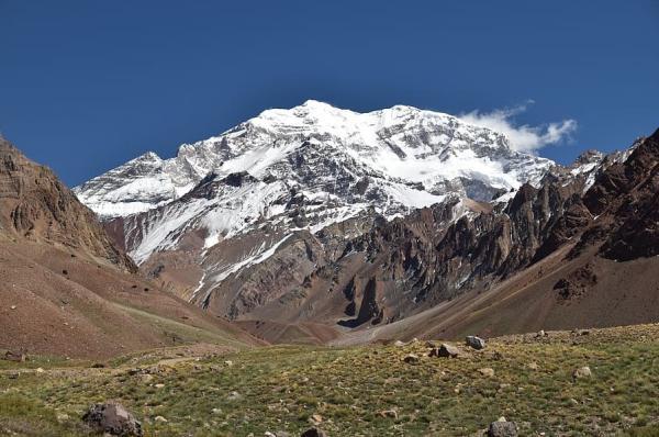 Ecorregiones de Argentina - Altos Andes