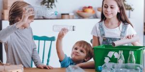 Importancia del reciclaje para niños