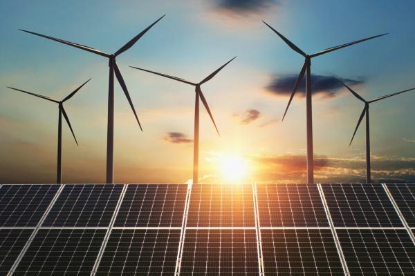 Qué es la transición energética - Transición energética en España
