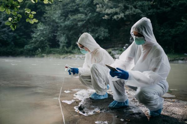 Contaminación biológica: qué es, tipos y ejemplos - Tipos de contaminación biológica