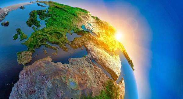 Qué es la ecosfera y qué la conforma - La ecosfera de la NASA: un mundo perfecto
