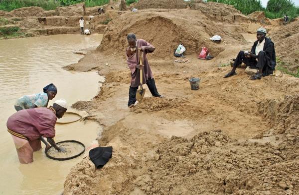 La minería artesanal y sus efectos en el medio ambiente