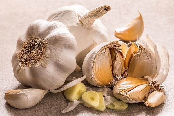 Remedios caseros para eliminar el pulgón en las plantas - Remedio casero con ajo para eliminar el pulgón de las plantas
