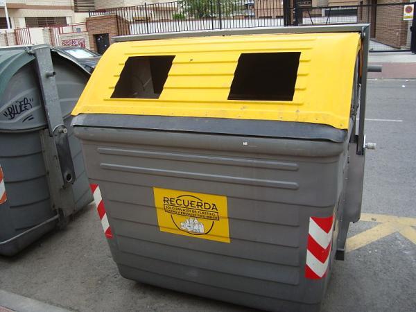 Dónde reciclar latas de aluminio - Dónde tirar y reciclar las latas de aluminio: el contenedor amarillo
