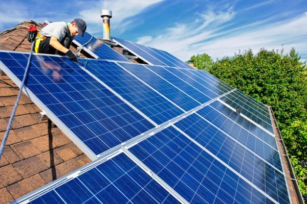 Cómo instalar placas solares