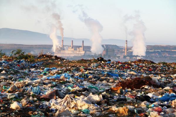 Tipos de contaminantes ambientales - Tipos de contaminación