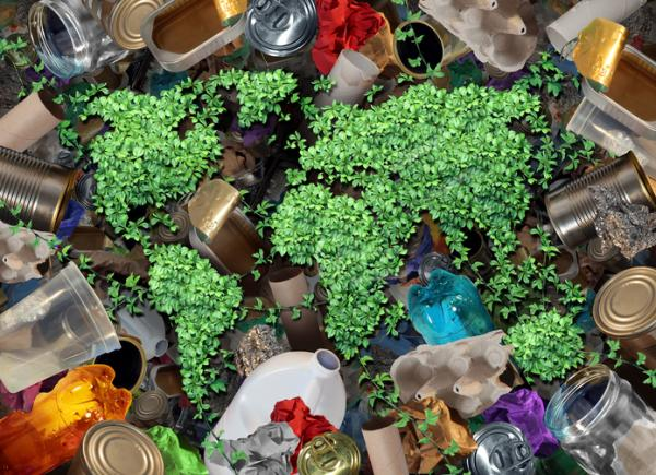 Contaminación por basura: causas y consecuencias