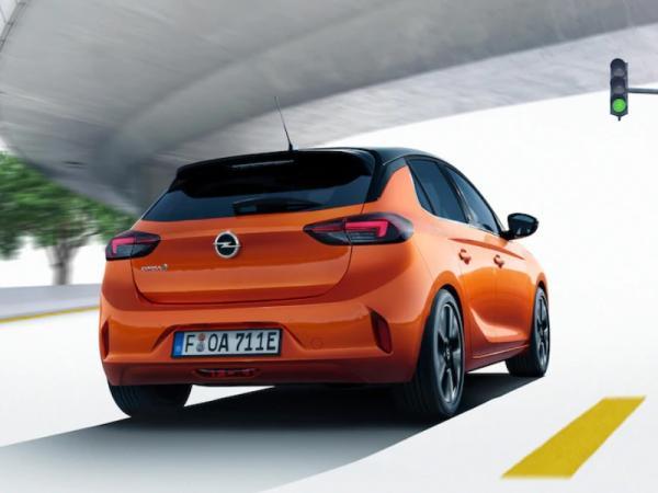 Nuevo coche eléctrico Opel Corsa-e - ADN eléctrico