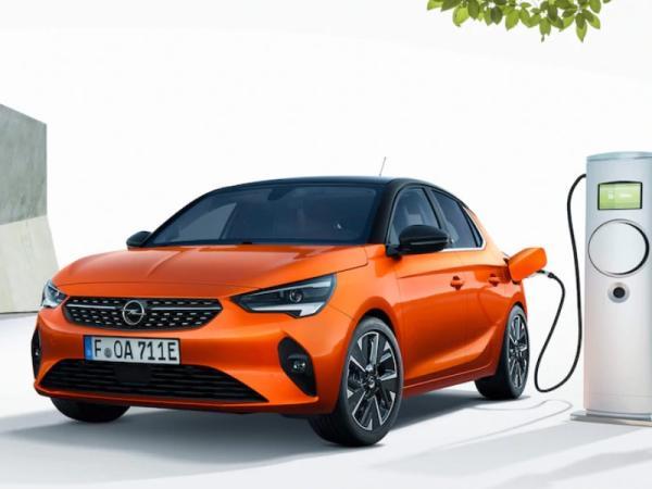 Nuevo coche eléctrico Opel Corsa-e