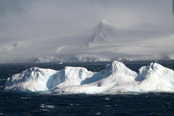 Datos sobre el deshielo de los polos - Paradójicamente el hielo aumentó en el 2012