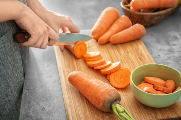 Tubérculos: qué son y ejemplos - Zanahoria