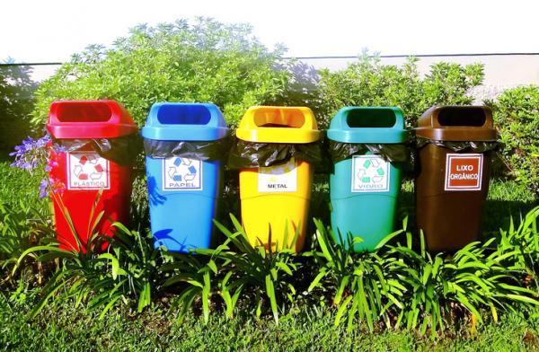 Qué es la gestión de residuos - Reciclaje
