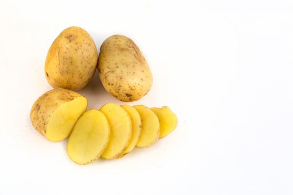 Tipos de patatas - Patata agria