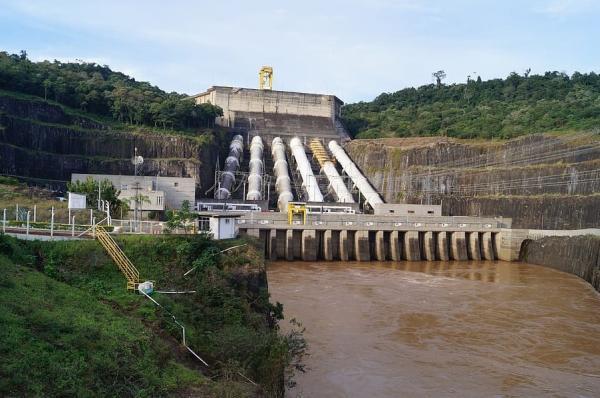 Recursos naturales de Brasil - Energía hidroeléctrica