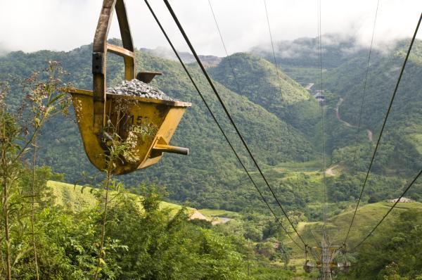 Recursos naturales de Brasil - Recursos minerales