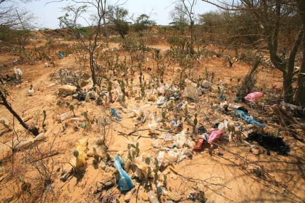 Principales problemas ambientales en Colombia - Basura y residuos peligrosos