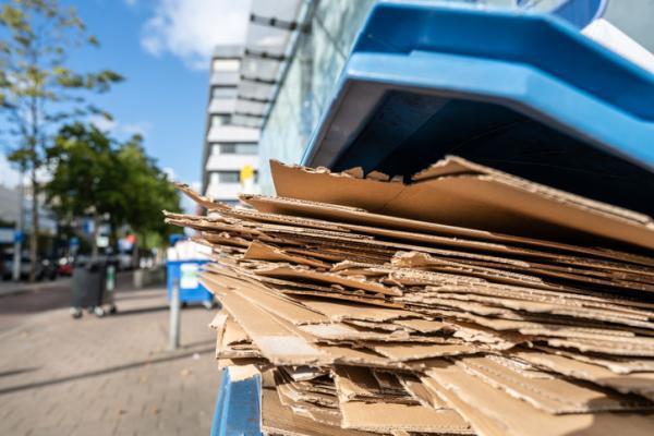 Cómo reciclar cartón - Cómo se recicla cartón