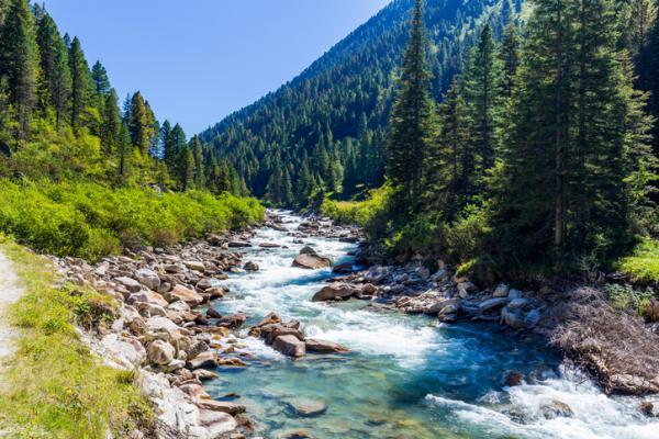 Cómo se forman los ríos - Qué es y cómo se forma un río
