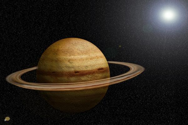 Planetas con anillos en el Sistema Solar - Cuáles son los planetas con anillos del Sistema Solar