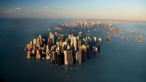 Ciudades que desaparecerán bajo las aguas por el deshielo mundial